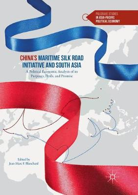China's Maritime Silk Road Initiative and South Asia: A Political Economic Analysis of its Purposes, Perils, and Promise - Palgrave Studies in Asia-Pacific Political Economy (Paperback)