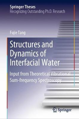 Structures and Dynamics of Interfacial Water: Input from Theoretical Vibrational Sum-frequency Spectroscopy - Springer Theses (Hardback)