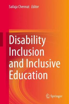 Disability Inclusion and Inclusive Education (Hardback)