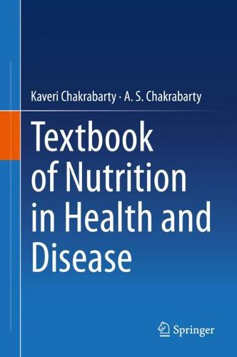 Textbook of Nutrition in Health and Disease (Hardback)