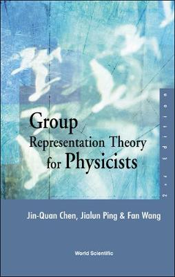 Group Representation Theory For Physicists (2nd Edition) (Hardback)