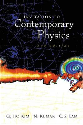 Invitation To Contemporary Physics (2nd Edition) (Paperback)