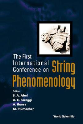 String Phenomenology, Proceedings Of The First International Conference (Hardback)
