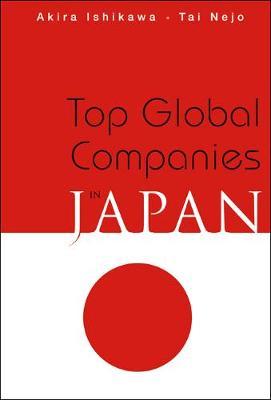 Top Global Companies In Japan (Hardback)