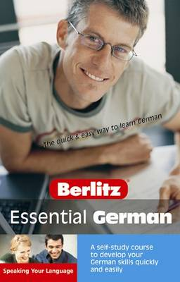 Berlitz Language: Essential German - Berlitz Essential