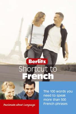 Berlitz Shortcut to French (Paperback)