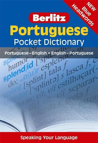 Berlitz Pocket Dictionary Portuguese - Berlitz Pocket Dictionary (Paperback)