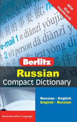 Berlitz Compact Dictionary: Russian (Paperback)