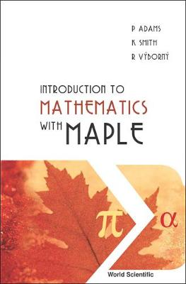 Introduction To Mathematics With Maple (Paperback)