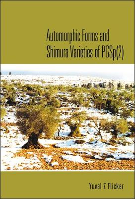 Automorphic Forms And Shimura Varieties Of Pgsp(2) (Hardback)