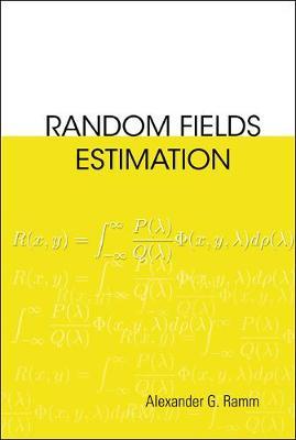 Random Fields Estimation (Hardback)