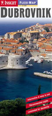 Insight Flexi Map: Dubrovnik - Insight Flexi Maps (Sheet map)