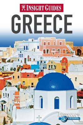 Insight Guides: Greece - Insight Guides (Paperback)
