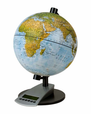 Insight World Time Globe (physical)