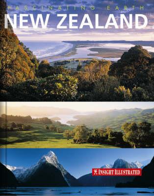 New Zealand Insight Fascinating Earth - Insight Fascinating Earth (Hardback)