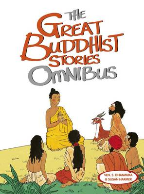 The Great Buddhist Stories: Omnibus, (Paperback)