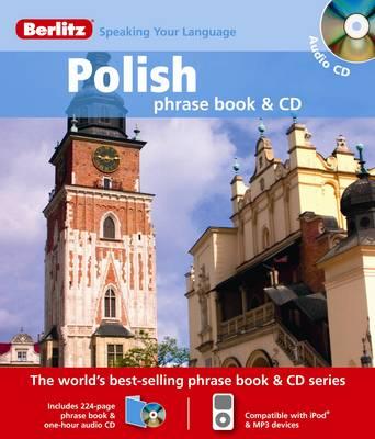 Berlitz: Polish Phrase Book & CD - Berlitz Phrase Book & CD
