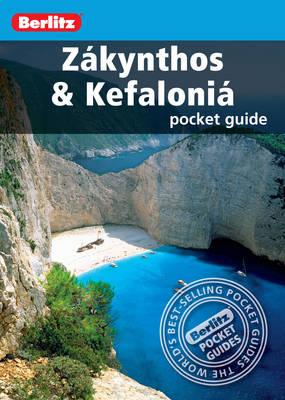 Berlitz: Zakynthos & Kefalonia Pocket Guide - Berlitz Pocket Guides (Paperback)