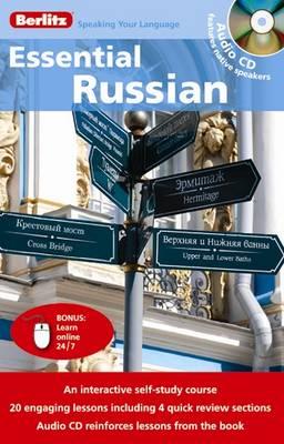 Berlitz Language: Essential Russian - Berlitz Essential