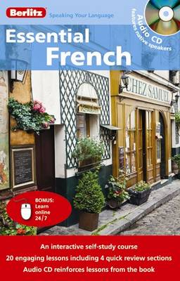Berlitz Language: Essential French - Berlitz Essential