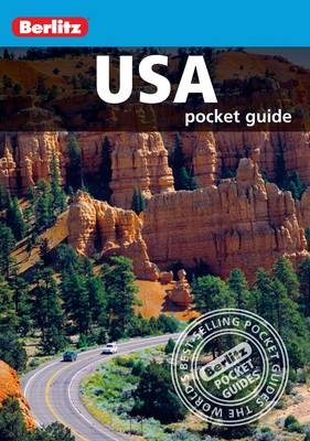 Berlitz: USA Pocket Guide - Berlitz Pocket Guides (Paperback)
