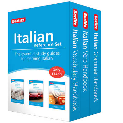 Berlitz Language: Italian Reference Set (Paperback)