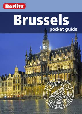 Berlitz: Brussels Pocket Guide - Berlitz Pocket Guides (Paperback)