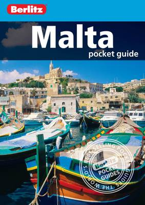 Berlitz: Malta Pocket Guide - Berlitz Pocket Guides (Paperback)