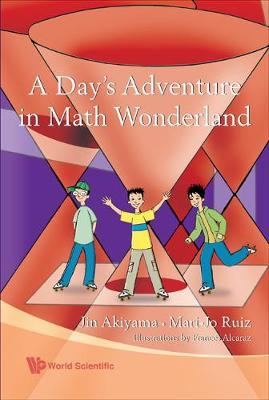 Day's Adventure In Math Wonderland, A (Paperback)