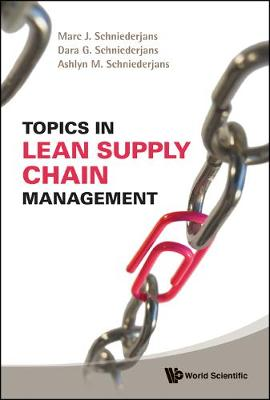 Topics In Lean Supply Chain Management (Hardback)