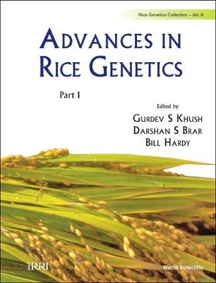 Advances In Rice Genetics (In 2 Parts) - Rice Genetics Collection 8 (Paperback)