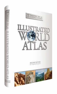 Illustrated Insight World Atlas - Insight World Atlases (Paperback)