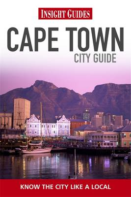 Insight Guides City Guide Cape Town - Insight City Guides (Paperback)