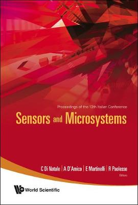 Sensors And Microsystems - Proceedings Of The 13th Italian Conference (Hardback)