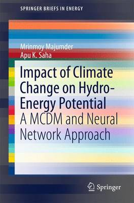 Impact of Climate Change on Hydro-Energy Potential: A MCDM and Neural Network Approach - SpringerBriefs in Energy (Paperback)