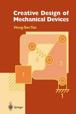 Creative Design of Mechanical Devices (Paperback)