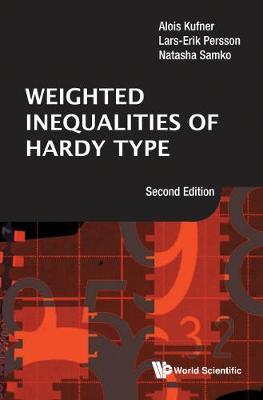 Weighted Inequalities Of Hardy Type (Hardback)