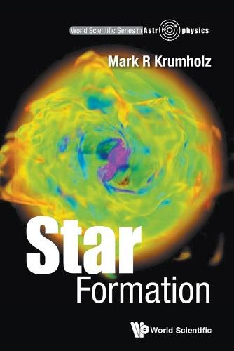 Star Formation - World Scientific Series In Astrophysics (Paperback)