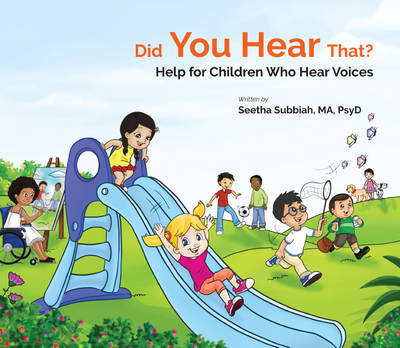 Did You Hear That?: Help For Children Who Hear Voices (Paperback)
