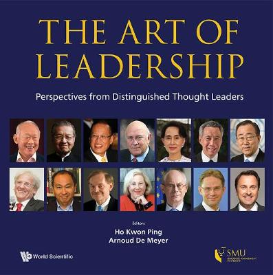 Art Of Leadership, The: Perspectives From Distinguished Thought Leaders (Hardback)
