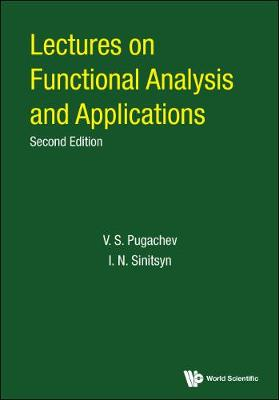 Lectures On Functional Analysis And Applications (Paperback)