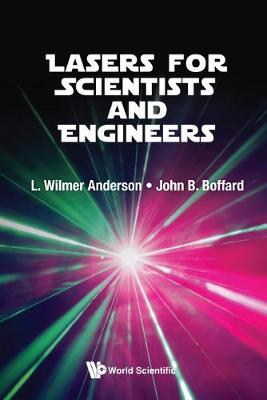 Lasers For Scientists And Engineers (Hardback)
