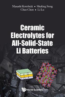 Ceramic Electrolytes For All-solid-state Li Batteries (Hardback)