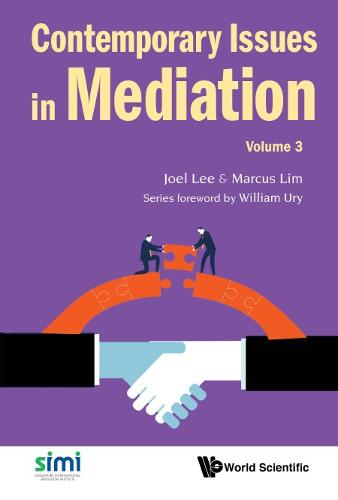 Contemporary Issues In Mediation - Volume 3 (Hardback)