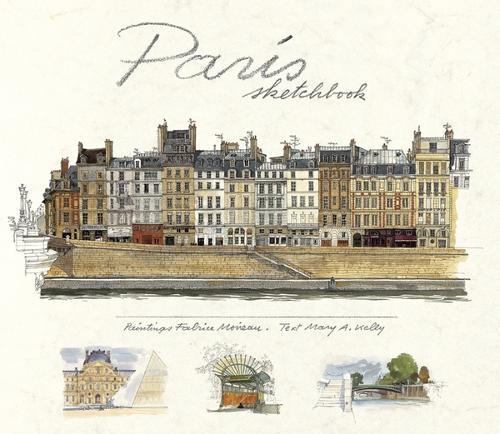 Paris Sketchbook - Sketchbooks (Hardback)