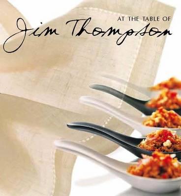 At the Table of Jim Thompson (Hardback)