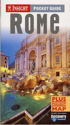 Rome Insight Pocket Guide - Insight Pocket Guide (Paperback)