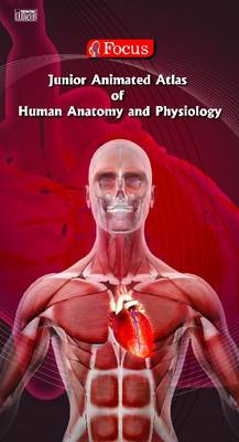Junior Animated Atlas of Human Anatomy and Physiology (CD-ROM)