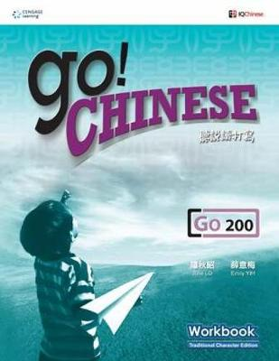 GO! Chinese - GO200 Workbook (Traditional characters) (Paperback)