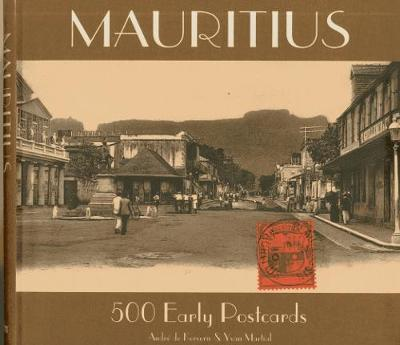 Mauritius: 500 Early Postcards (Paperback)